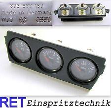 Instrumentenkonsole 893863159 mit Instrumenten VDO Audi Coupe Quattro original