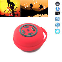 Bluetooth Wireless Mini Portable Super Bass Speaker For Smartphone Tablet MP3 PC