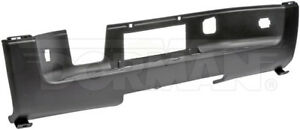 "07-14 SILVERADO 1500 2500 HD 3500 HD REAR CENTER BUMPER TRIM 39.5 ""LONG 54415"