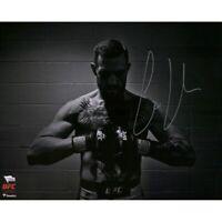"CONOR McGREGOR Autographed UFC 16"" x 20"" 'Black & White' Photograph FANATICS"