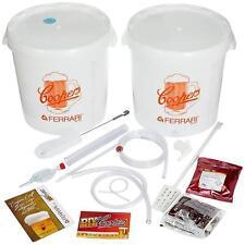 Dettagli su Ferrari Group Coopers - Kit fermentazione Birra (x5v)
