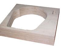 Plinth for Garrard 401 9 inches sme mini