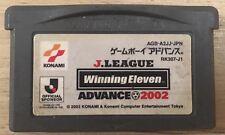 EXTREMELY RARE Winning Eleven Advance 2002 J. League GBA Game Boy Konami Japan