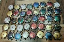 Lot Of 50 Vintage Hmt Hand Winding Men Steel 17 Jewels Watch Working Condition