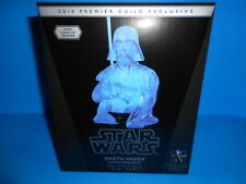 Star Wars Gentle Giant 2013 PGM Darth Vader (Holographic) Mini Bust ~ #395/500