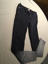 Women's Juniors Miya Ando X Element Eden Multi Colored Skinny Jeans Size 26