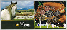 "IRLANDE COFFRET BU ""IRELAND THE LAND OF THE HORSE""  2010 ref:16 188 3"