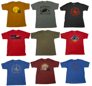 Marmot Mens T-Shirt - Size M L XL XXL - New w/ Tags - 12+ Styles