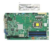 Supermicro X11SSW-F Motherboard LGA1151 Intel 4x DDR4 DIMM Slots Dual GbE WIO