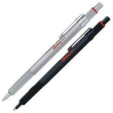 rotring Druckkugelschreiber 600 Ballpoint Pen Kuli Schriftfarbe schwarz