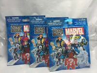 Marvel Mega Bloks Series 1 War Machine ULTRA RARE Discontinued