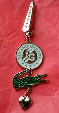 Les Bijoux De Sophie Lacoste Roland Garros Badge Pin Clip  Brooch Jewellery New