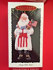 HALLMARK 1996 MERRY OLDE SANTA ORNAMENT