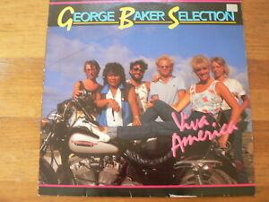 LP RECORD VINYL HARLEY-DAVIDSON BIKE MOTORCYCLE COVER VIVA AMERICA
