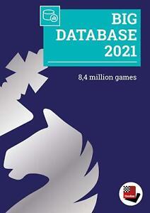 ChessBase Big Database 2021 - Schach / Chess - NEU / NEW - OVP !