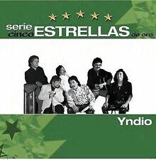 Grupo Yndio Serie Cinco Estrellas CD New Nuevo Sealed
