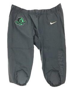 Nike Custom Vapor Untouchable Football Pant Oregon Ducks Men's L 845918 Gray