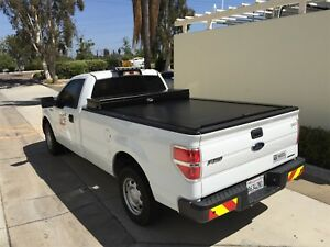 Truck Covers USA CRT103 American Work Cover Fits 04-21 F-150