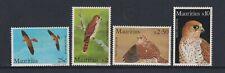 Mauritius - 1984, The Mauritius Kestrel, Oiseau Ensemble - MNH - Sg 678/81