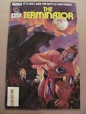 Terminator #5 NOW Comics 1988 Series