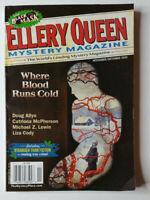 Ellery Queen Mystery Magazine Nov/Dec 2020 Stranger Than Fiction True Crime