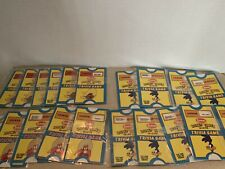 Lot Of (20) Tyson Looney Tunes Trivia Game Sealed Nip Tv Dinner Premium 1991