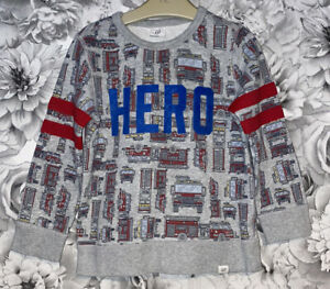Boys Age 3-4 Years - Gap Long Sleeved Sweater Top