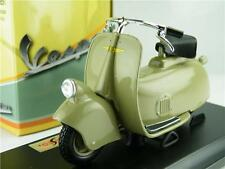 VESPA MP5 PAPERINO 1945 MODEL SCOOTER 1:18 SCALE GREEN MOPED MAISTO 04340GY K8