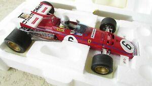1:18 Exoto 1971 Ferrari 312B race car F1 Monaco Grand Prix M. Andretti  GPC97067