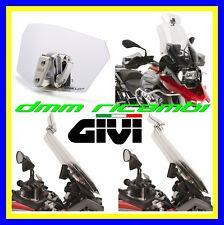Spoiler universale GIVI per cupolini e parabrezza Moto Scooter regolabile