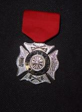 Genuine Issue US United States Firefighter of the Year Medal
