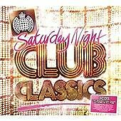 Saturday Night Club Classics,3 CD Set, New/sealed, Buy To Order,various Artists