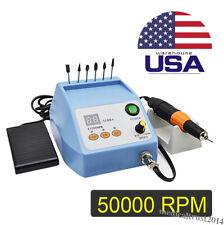 Dental Electric Brushless Micromotor Polishing Grinding Unit 50000rpm Handpiece