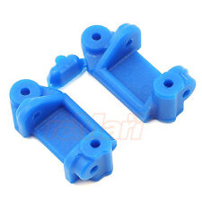 RPM Front Caster Blocks Blue Traxxas Slash 2WD Stampede 2WD Rustler Car #80715