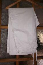 Mango basics white cotton trousers size eur 40 (12)