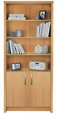 Home Venice 3 Shelf Display Cabinet - Oak Effect