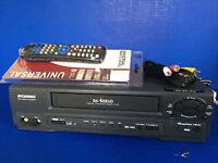Sylvania 6240VB VCR VHS player Video Cassete recorder