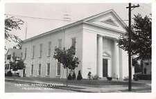 Fairhaven Massachusetts Centre Methodist Church Real Photo Postcard K68815