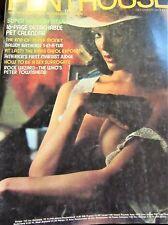 1974 Penthouse magazine nudes, articles steve / sly  Band musicians retro