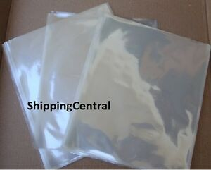 Clear Shrink Wrap Bags 6 x 8.5 High Clarity Heat Shrink Bags You Choose Quantity