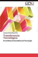 USED (LN) Transferencia Tecnológica: En Institutos Universitarios de Tecnologí