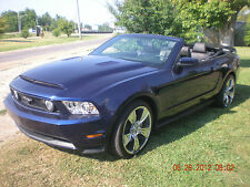 2010 2011 2012 Mustang GT V8 V6 Black Mamba 2 Hood
