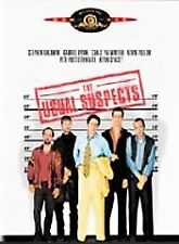 The Usual Suspects Dvd Movie Gabriel Byrne Baldwin Pollak Spacey Crime Drama