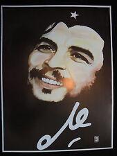 OSPAAAL Political Poster Che Guevara 1982 Rafael Enriquez logo Art LATIN AMERICA