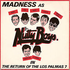 "MADNESS as THE NUTTY BOYS - Return Of The Los Palmas 7 (UK 1981 7"" Single PS)"