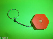 REPLAC McCULLOCH FUEL CAP WITH CHAIN FITS 605 610 650 TIMBER BEAR CHAINSAWS