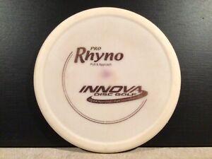 Jake's Discs Rare Innova PRO RHYNO Patent # 172 g used 2nd Ships Free if Buy 2