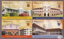 [SS] Malaysia 2008 Premier Schools STAMP SET