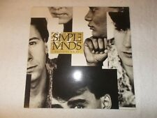 Vinyl 12 inch LP Record Album Simple Minds Once Upon A Time