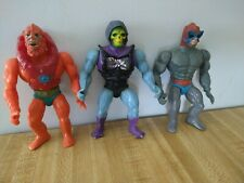 Vintage He-man Masters Of The Universe Lot